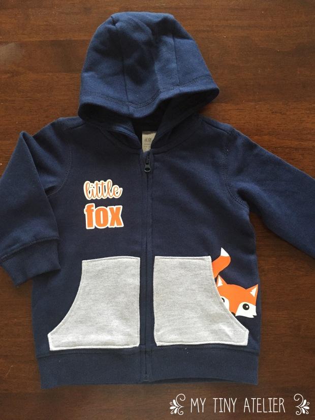 72. Little fox 2